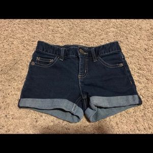 Girls Justice Denim Shorts